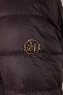 Jacke Armani Jeans Damen Aubergine S5B11 Gr 40 44 46 48 Rabatt  20%