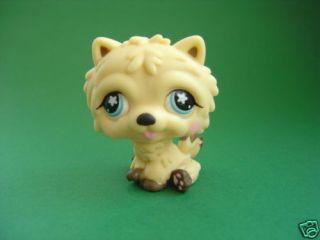 Littlest Pet Shop # 662 Hund * Chow Chow * NEU