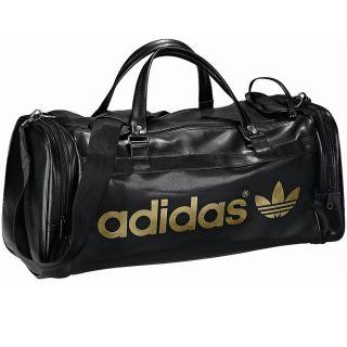 Adidas Originals Adicolor Teambag Schwarz/Gold Tasche Sporttasche