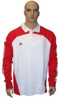 adidas S.L.B. Herren Polo Shirt SLB Langarm Polo S M L