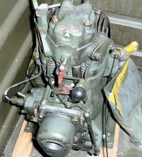 Hatz Diesel Motor E 673 LHK 236A
