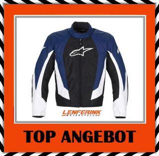 So18 Alpinestars T RC 1 Motorrad Jacke Motorradjacke Gr. S NEU