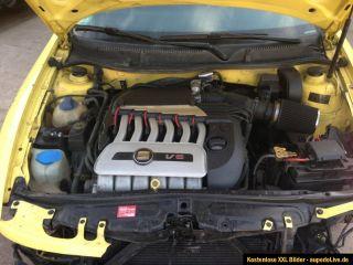 Seat Leon Cupra V6 Schlachtung RECARO Leder KW Gew. Bastuck R32 BDE 6