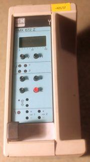 Endress Hauser Control Board PMX 672 Z + MonoRackII pmx672z