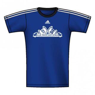 Adidas HSV Hamburger SV T Shirt 4373