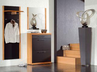 Garderobe Primera Dielenmöbel Flur Echtholz furniert