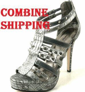 Gladiator High Heel Sandals Bridals Evening Dress Shoes