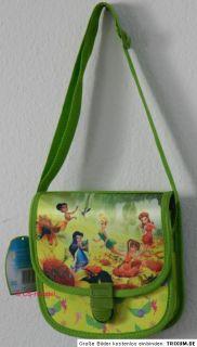 Süße Fairies Tinkerbell Umhängetasche Tasche Kindergartentasche