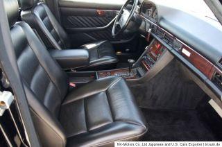 Mercedes Benz SEL 560 W 126 35.000KM kein S 600 SEC 560 E 500 E 60