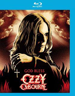 Blu ray DVD   Ozzy Osbourne   God Bless Ozzy Osbourne NEU PORTOFREI