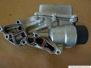 Original Mercedes Benz C Klasse W204 Ölfiltergehäuse Ölfilter