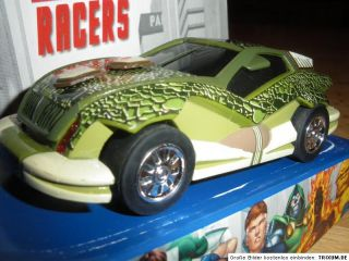 Carrera GO Marvel Auto The Amazing Spider Man Lizard Tail Spinner TOP
