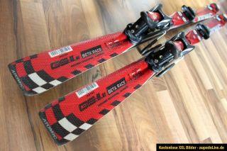 Atomic GS 11 21 Beta Race Carving Ski Carver 150cm mit Atomic CR 412