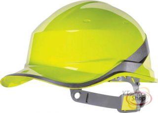 Bauhelm Schutzhelm Helm * BASEBALL Design* GELB
