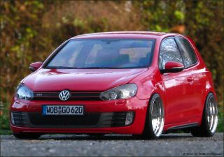 Das VW Golf 6 GTi Modell im Maßstab 1:18 ist vieleicht ein schönes