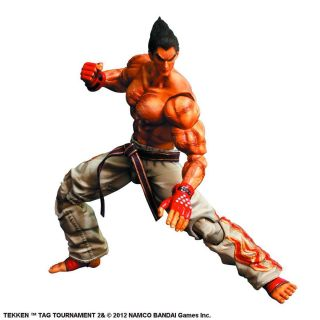 TEKKEN TAG TOURNAMENT 2 KAZUYA MISHIMA PLAY ARTS KAI ACTION FIGURE PRE