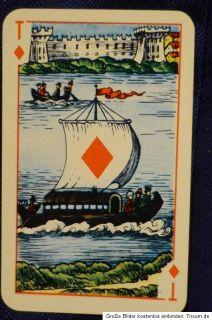Spielkarten Skat 36 Karten Historie Russische Motive Leningrad