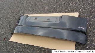 Heckklappenblende Ford S Max hinten ab 2006 Schwarz Met. Original