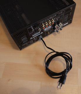Kenwood K 711 B, CD Stereo Receiver, Stereoanlage schwarz TOP R K711