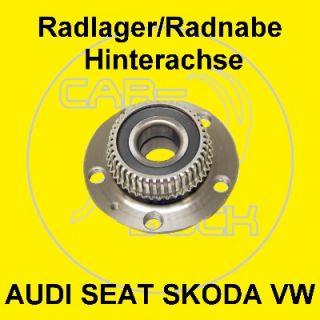 Radnabe / Radlager hinten SEAT Leon und Toledo 2 (1M)
