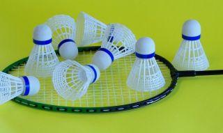 Bälle QuickyMinton SPEED Federball Badminton Shuttles