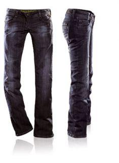 jeans lisa 718 bootcut form waschung schwarztoene waschnummer 718