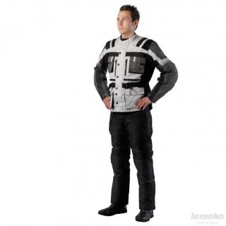 Codura Jacke Motorradjacke Atmungsaktiv 4 verschiedene Modelle zu