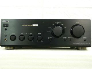 SONY TA FB 730R Stereo Amplifier Power MOS