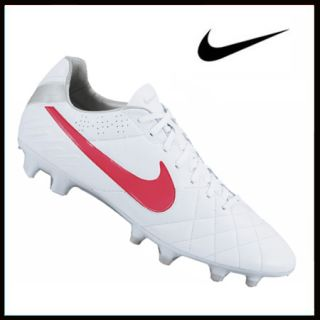 Nike Tiempo Legend IV FG white/red (160)