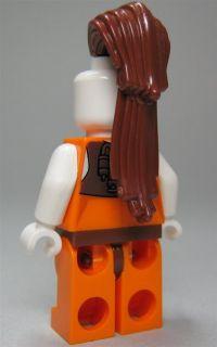 LEGO Star Wars Figur Head Hunter Aurra Sing (aus Bausatz 7930) + 2