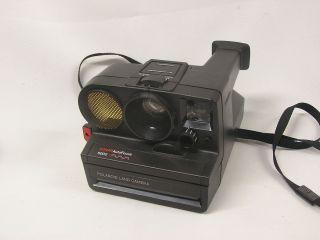 Sofortbild Polaroid Land Camera Sonar AutoFocus 5000 f SX70 Film