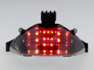 LED RÜCKLICHT SCHWARZ SUZUKI GSF1200 GSF650 BANDIT N/S