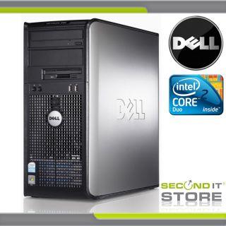 Dell OptiPlex 745 MT * Intel Core 2 Duo mit 2 x 2,13 GHz * 2 GB RAM