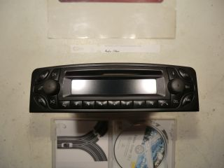 Mercedes W203 S203 Becker BE 4718 Audio 30 APS 9.0 Radio Navigation