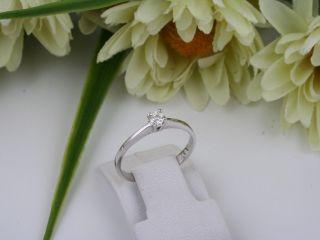 15 Karat Diamant Diamantring Solitär Ring in 750er 18K Gold