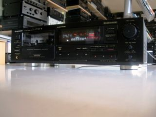 PIONEER STEREO CASSETTE DECK CT 447