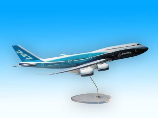 BOEING 747 800 B747 800 New Livery WINGS 1:100 RESIN