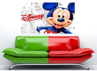 Mickey Mouse Disney Large Wall Art Poster 36x24 +dots