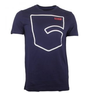 star T shirt Gr. M L XL XXL 3XL NEU hell marine blau 84558 336 2216