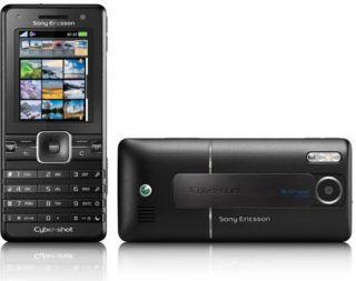 Handy Sony Ericsson K770i Soft Black Schwarz NEU & OVP Ohne Vertrag