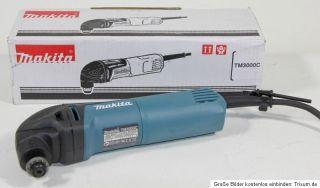 Makita TM3000C Multi Tool NEU