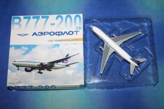 Dragon Wings 1400 Aeroflot B777 200 Russian Airlines