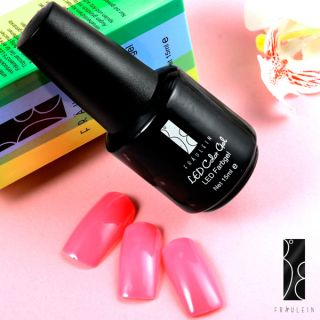 Fräulein3°8 Hot Pink UV LED Gel Nail Art Polish Gelish Soak off 15ml