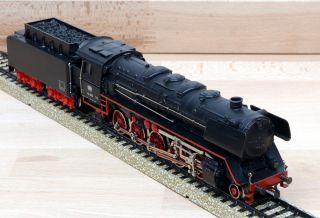 Märklin 3027 Dampflok mit Tender Baureihe 44 der DB / Guss