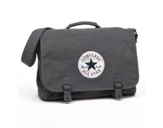 Converse Tasche Vintage patch Canvas Shoulder grau 98306A Neu