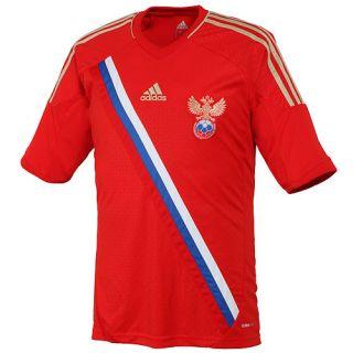 Adidas Russland Home Trikot (EM 2012) Erwachsene (X12073) Gr. XL