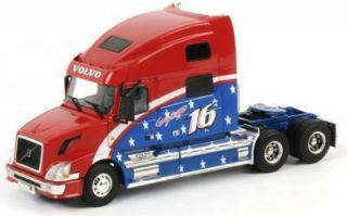 04 1055 WSI 150 VOLVO VN 780 Volvo Hauber USA America