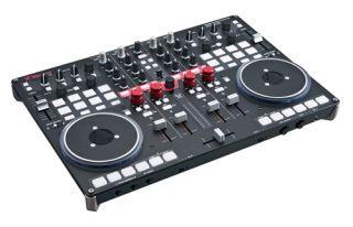 Vestax VCI 400 4 Kanal Profi DJ Controller inkl. Software
