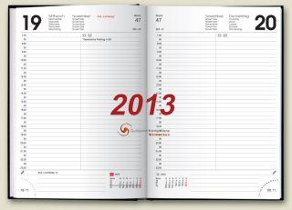 Buchkalender 2013 Kalender A5 Impressionen 1Tag1S 14x20 Kalender von
