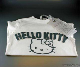 NEU Hello Kitty SHIRT in PREMIUMQUALITÄT Langarm Gr. 98 104 110 116